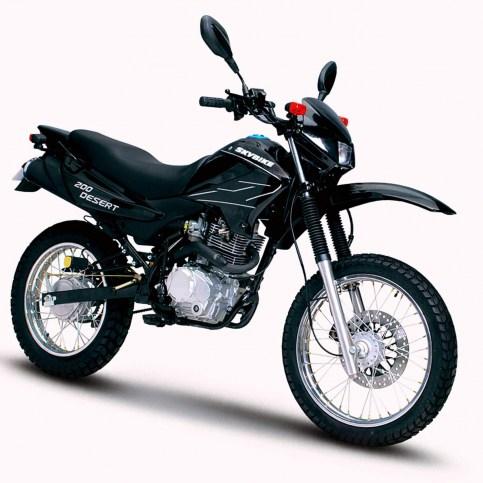 SkyBike Desert 200   Мотоцикл эндуро