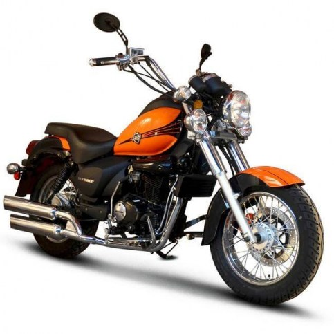 Skybike TC-250| Мотоцикл круизёр