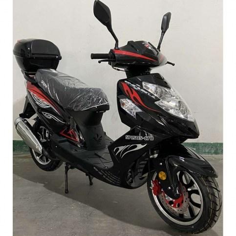 Скутер SP150S-17R (17B) | макси скутер