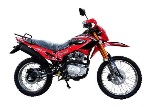 Мотоцикл Viper V250L    Мотоцикл эндуро