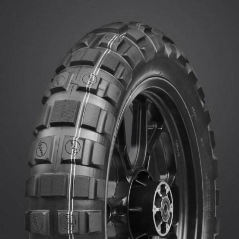 Vee Rubber 17 VRM-401 150/70-17 | Мотопокрышка мотоцикл