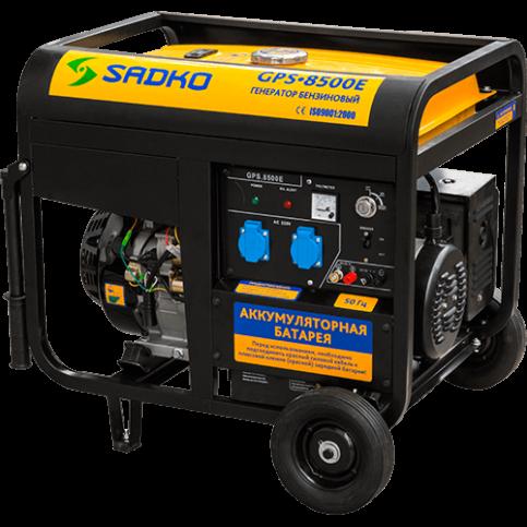 Sadko GPS-8500E / Электро генератор