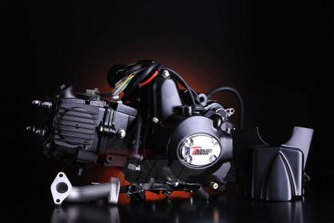 Двигатель ATV 125 (157FMH) механика ( 3+1 реверс )