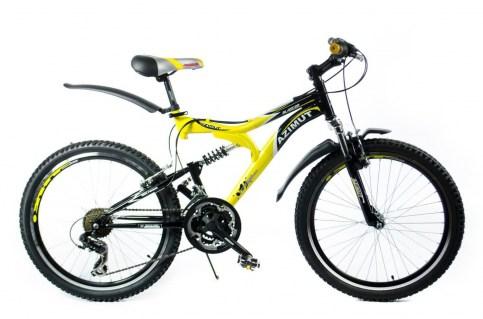 Azimut BLASTER G-FR-D/24*17* |Велосипед спортивный