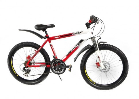 Azimut Dakar 24/G-FR-D|Велосипед , горный, спорт