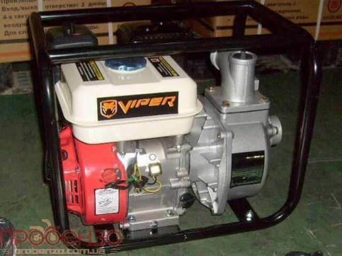 Мотопомпа Viper WP20CX