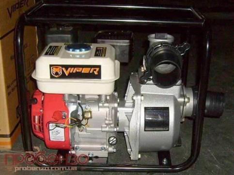 Мотопомпа Viper WP30CX