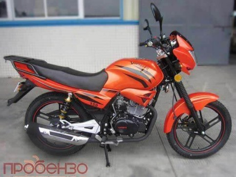 Viper V150A Баланс  Мотоцикл дорожный