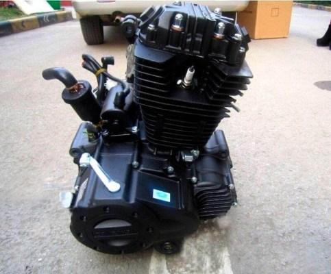 CBB250 - двигатель V250-F2, V250CR, ZS250GS