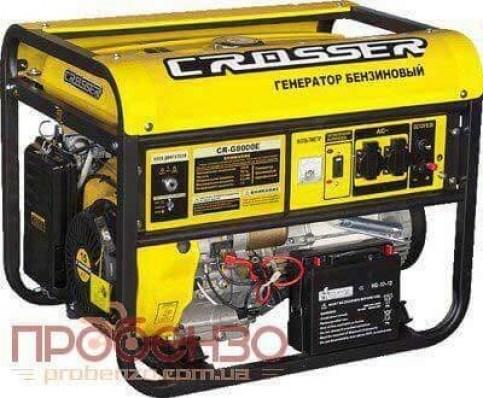 Viper WG8000AE / Электро генератор