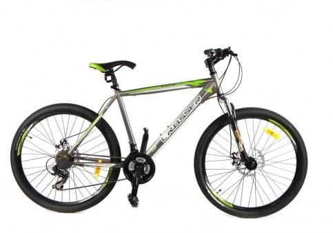 Crosser Faith 26*/20*,18* G-FR/D|Велосипед , горный, спорт