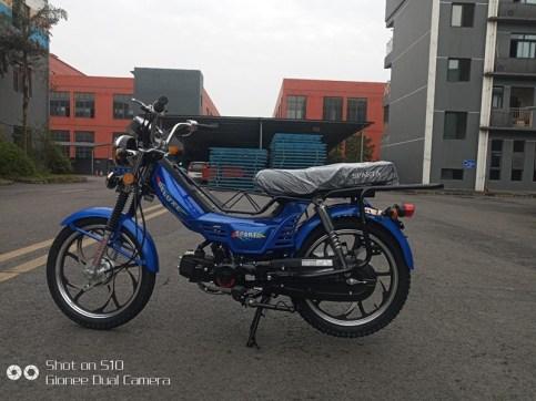 SPARTA Deluxe (Delta 110cc)