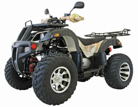 JINLING АТВ 200 Hummerr | Квадроцикл
