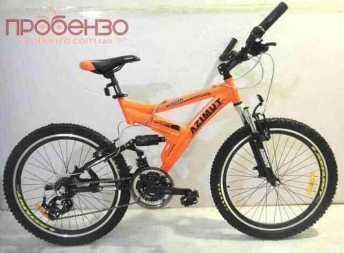 Azimut 24 Vision A+ | Велосипед спортивный