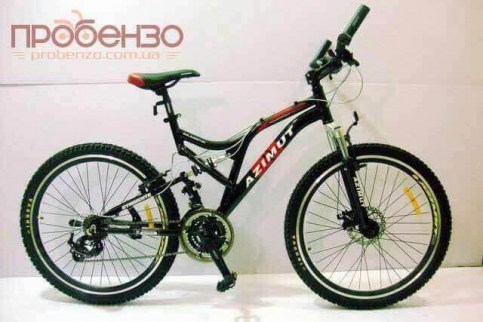 Azimut  ARROW A-FD+/26 | Велосипед спортивный