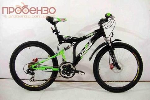 Azimut FUSION G-FR-D/24'' | Велосипед спортивный