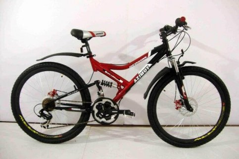 Azimut REDHAWK G-FR-D/24 |Велосипед спортивный