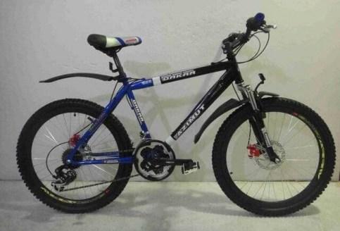 Azimut Dakar 26/G-FR-D|Велосипед , горный, спорт