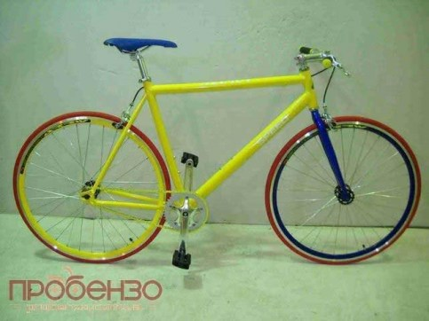Azimut 28 Fixed Gear bike|Велосипед дорожный