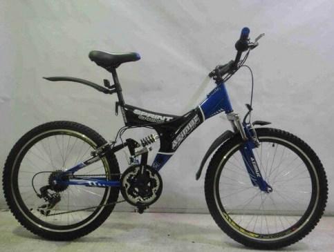 Azimut SPRINT G1/24 |Велосипед спортивный