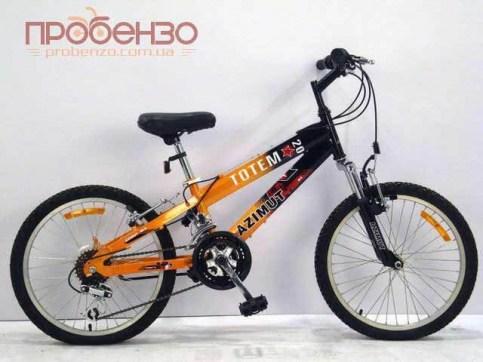Azimut Totem / 20*Shimano | Велосипед детский