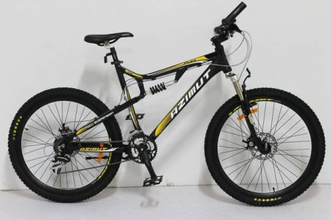 Azimut 26 Flex B+ | Велосипед спортивный