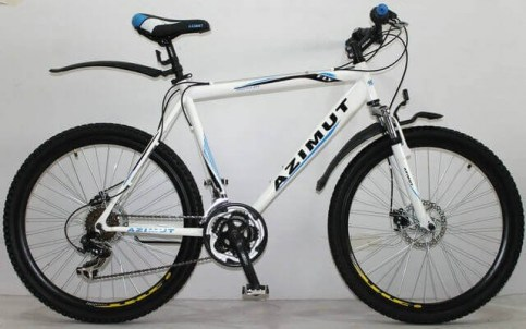 Azimut 29 Fly (19/21) G F/R D|Велосипед , горный, спорт