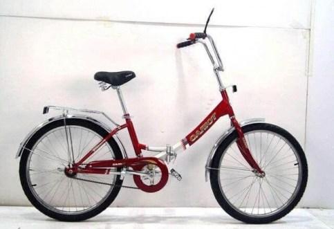 Салют 24 Фара|Велосипед дорожный,складной