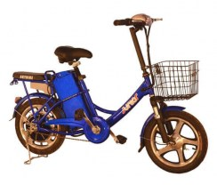 Электровелосипед SkyBike Junior
