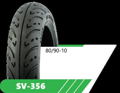 SHIH FA 80/90-10 SV-S006 | Мотопокрышка скутер