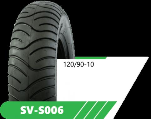 SHIH FA 120/90-10 SV-S006   Мотопокрышка скутер