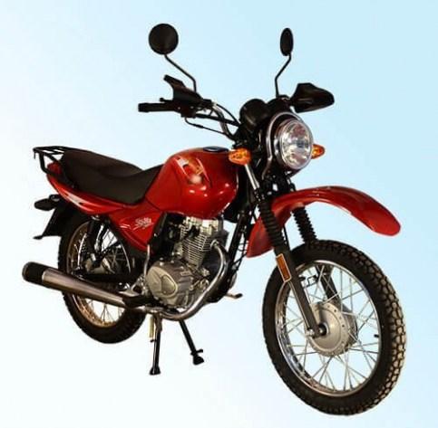 SkyBike WILD 125  Мотоцикл дорожный