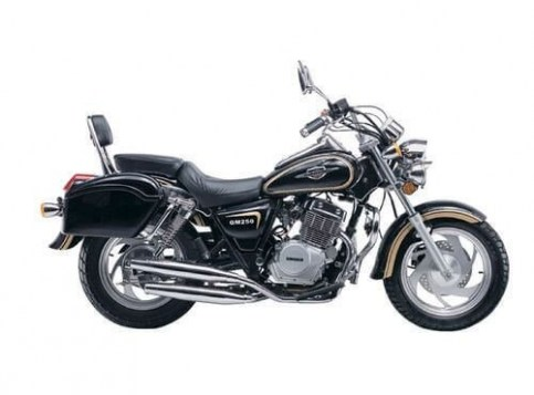 SkyBike Eagle 250-2A| Мотоцикл круизёр