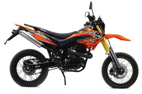 Мотоцикл  Soul X-treme 200 SM Super Moto | Мотоцикл супер мото