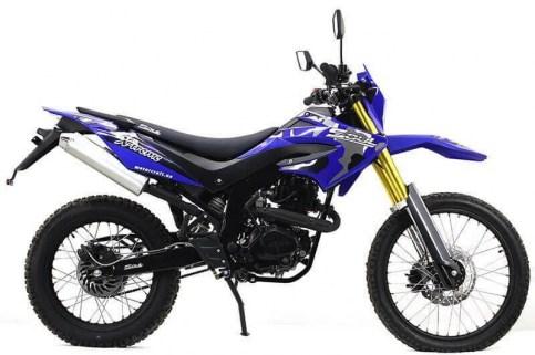 Мотоцикл  Soul X-treme 200cc   Мотоцикл эндуро