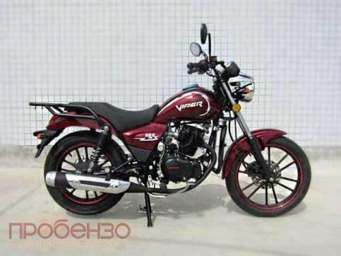 Viper V150CH(NEO)| Мотоцикл круизёр