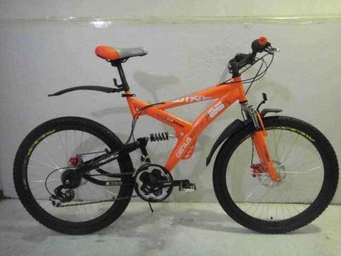 Azimut  Wind G-FR/D/24* | Велосипед спортивный