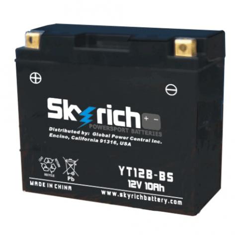 Аккумулятор  Skyrich YT12B-BS 10Ah