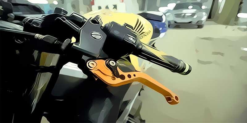 Тормозная система мотоцикла