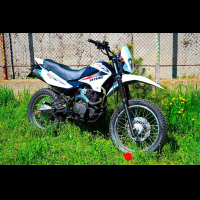 SkyBike Fury 150 | Мотоцикл эндуро