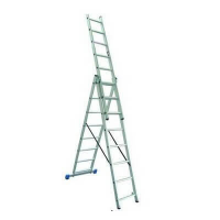 Лестница универсальная Power Tec 3х9