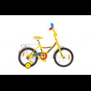 16 FITNESS|Велосипед детский