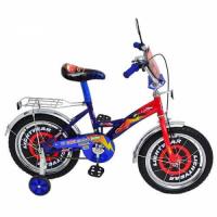 "MUSTANG ТАЧКИ-12"" | Велосипед детский + Корзинка"