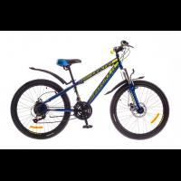 24 DAKAR DD NEW|Велосипед подростковый