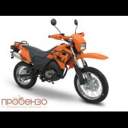 ZONGSHEN / LZX200S  | Мотоцикл эндуро