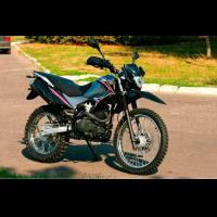 SkyBike Status 200 B NEW 2017 | Мотоцикл эндуро