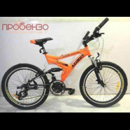 Azimut 24 Vision A+ |Велосипед спортивный