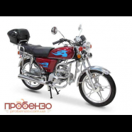 Viper Alfa 110 + боковой прицеп|Мопед