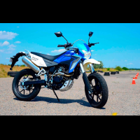 SkyBike DRAGON 200 NEW  (SUPERMOTO)