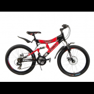 Azimut TORNADO 24*17*G-FR/D |Велосипед спортивный